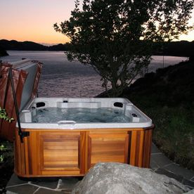 hot tub outer